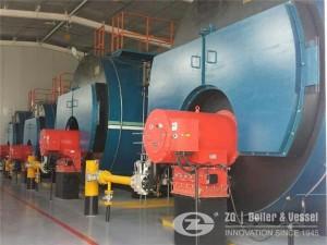 chaudière de 14 MW